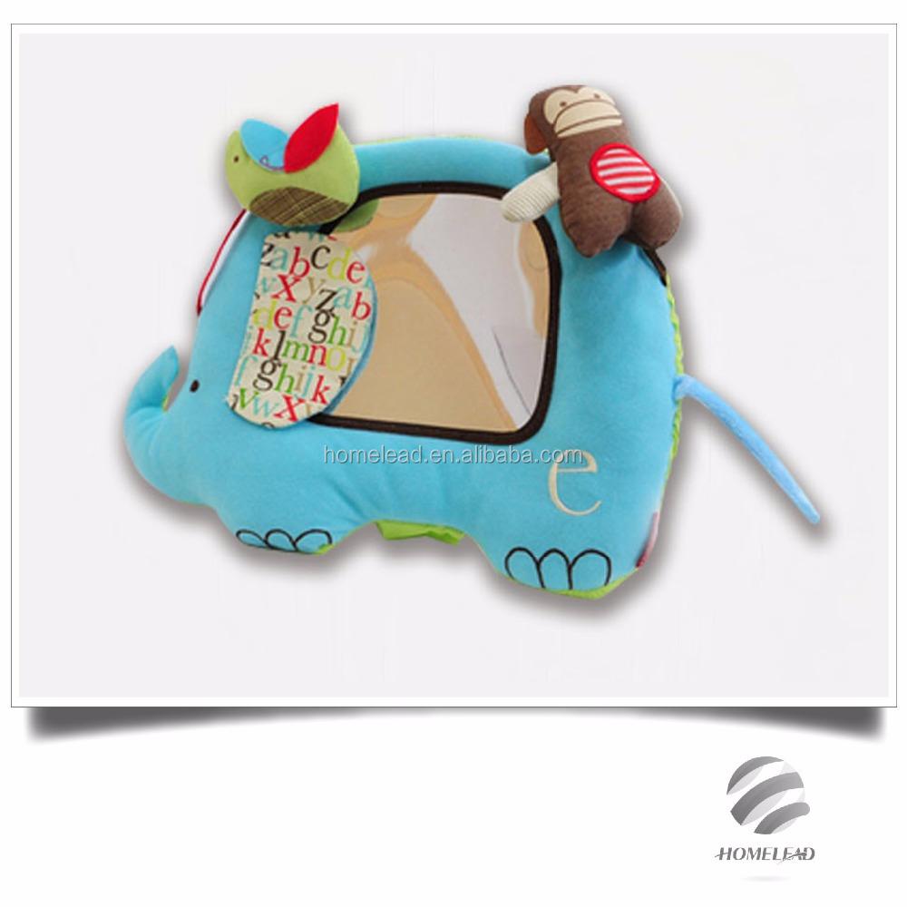 super belle animal en peluche b b de voiture miroir r troviseur id de produit 1867762707 french. Black Bedroom Furniture Sets. Home Design Ideas