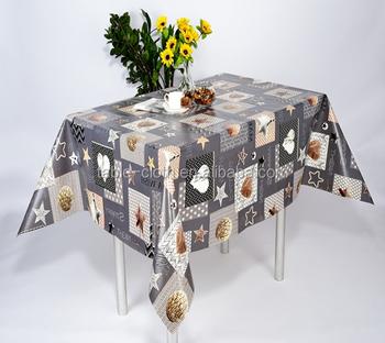 Exceptional New Design PVC Non Slip Tablecloth