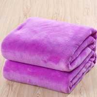 Low price guaranteed quality 100% polyester coral fleece blanket manufacturer coral fleece luxury blanket,heavy cotton blanket