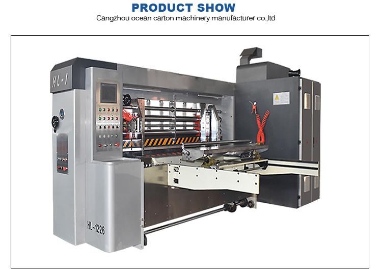 Stable and reliable quality best price die cutting machines
