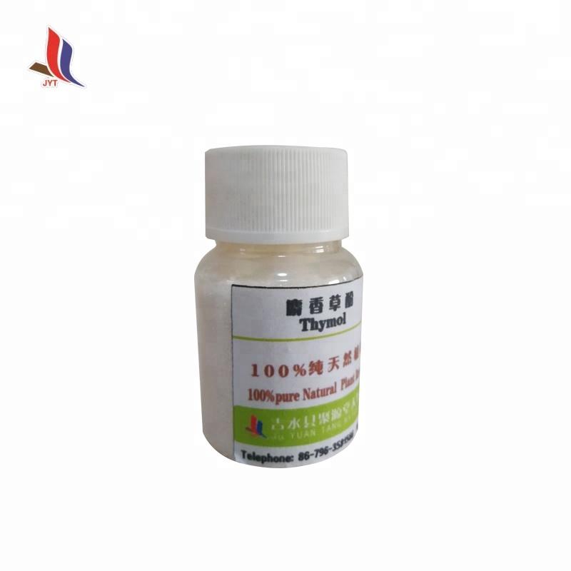 Factory Direct Supply CAS 89-83-8 Thymol Crystal Powder