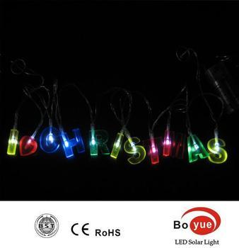Battery Operated Led Letter Light Led Battery Fairy Light Chain Led Christmas Battery Light Christmas Light Buy Battery Operated Outdoor Christmas