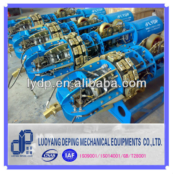 DKQ Series pneumatic pipeline internal line-up clamp for pipe welding
