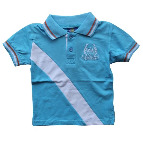 4ecbd8e520b Get Quotations · Hot Sale Kids Polo Shirts Casual Short Sleeve Boys Summer  Shirts Size 100-140 cm