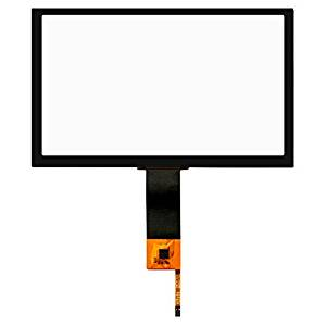 7 Inch Capacitive Touch Panel for Mercedes-Benz E Class OEM Monitors