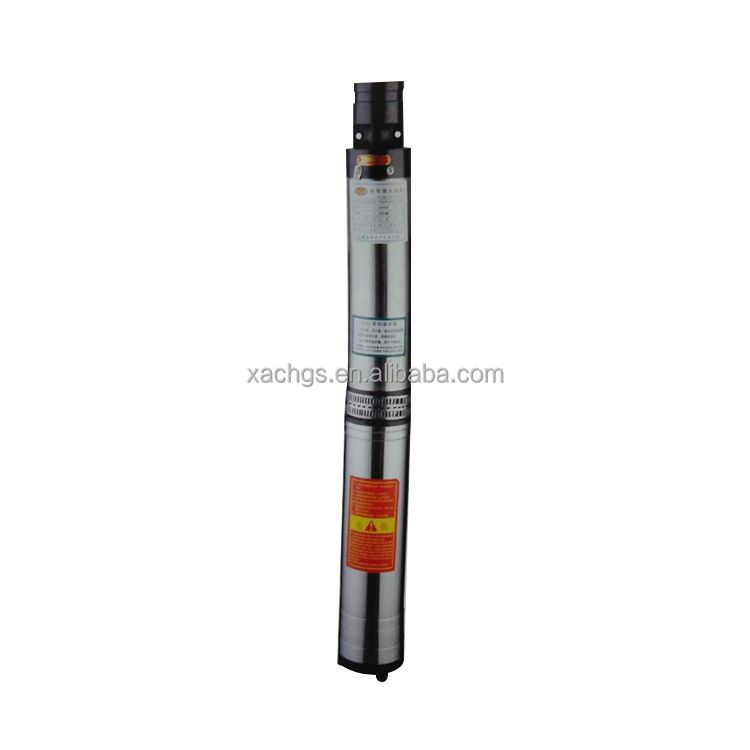 Submersible electric pump(QJD series submersible electric pump for well)05