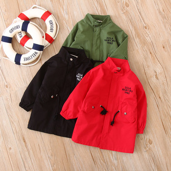84b48888e New Girls Jackets Warm Winter Autumn Waterproof Windbreaker Kids boys Coat  Children Outerwear