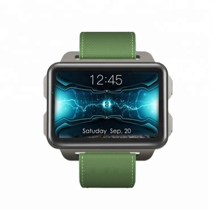 2.2 inch full color big screen smartwatch DM99 smart android wifi 3g watch with CE Rohs