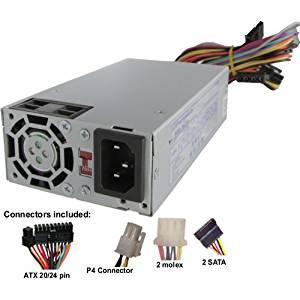 Genuine ATXPowerSupplies brand 200 Watt Flex ATX Power Supply Replacement for Achme AM611BS15S, AM618BS15S, AM630BS20S, Advantech Panel PC PPC-174T, Asus ATP-165AAP, 04-185002081, Delta DPS-185JBA, ElanVital EVP-1655 PJ, EVN-1355A, EVN-1216, Enhance ENP-2322B-G, ENP-0812A, ENP-0615B, ENP-0615B-G,