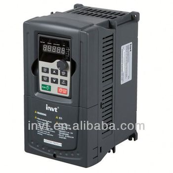 INVT CE single phase ac motor 50hz 60hz ac variable frequency drive
