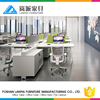 ZS-M3130 modern workstation multifunctional staff partition office desk