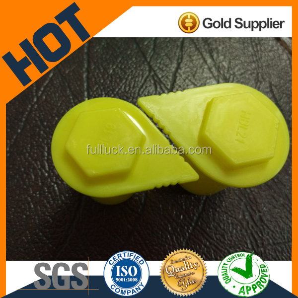 gold supplier High-dust cap wheel nut indicator for sale