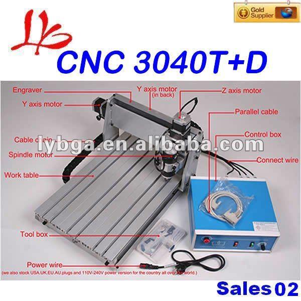 sicher und smart 3 triaxial hause cnc3040t spindelmotor mit gleichstrom 200w cnc fr sen. Black Bedroom Furniture Sets. Home Design Ideas