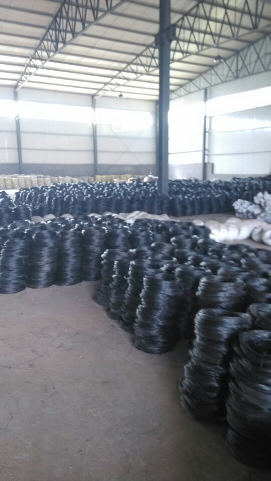 Low Price China Factory Black Annealed Wire/binding Wire/tie Wire ...