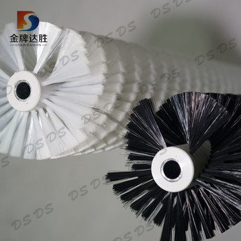 1650mm Photovoltaic Systems Solar Panel Cleaning Brushes
