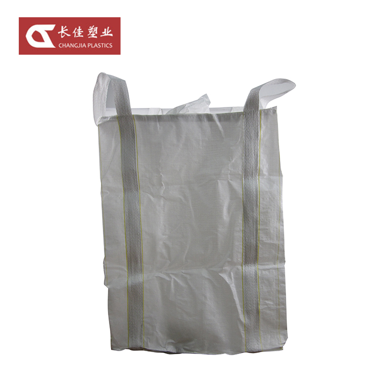 Factory Sale Industrial Recycled Flexible 1 Ton Big Container PP Jumbo Bag