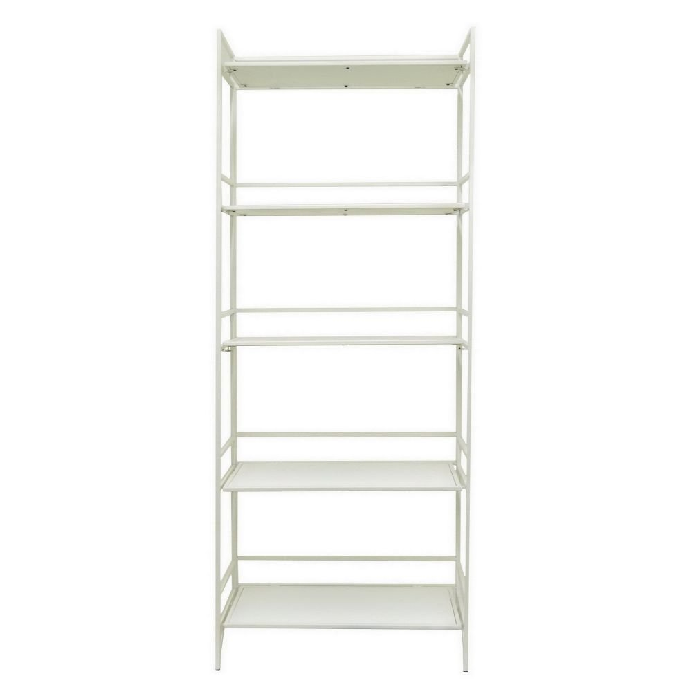 "Benzara 62"" 5 Tier Bakers Rack"
