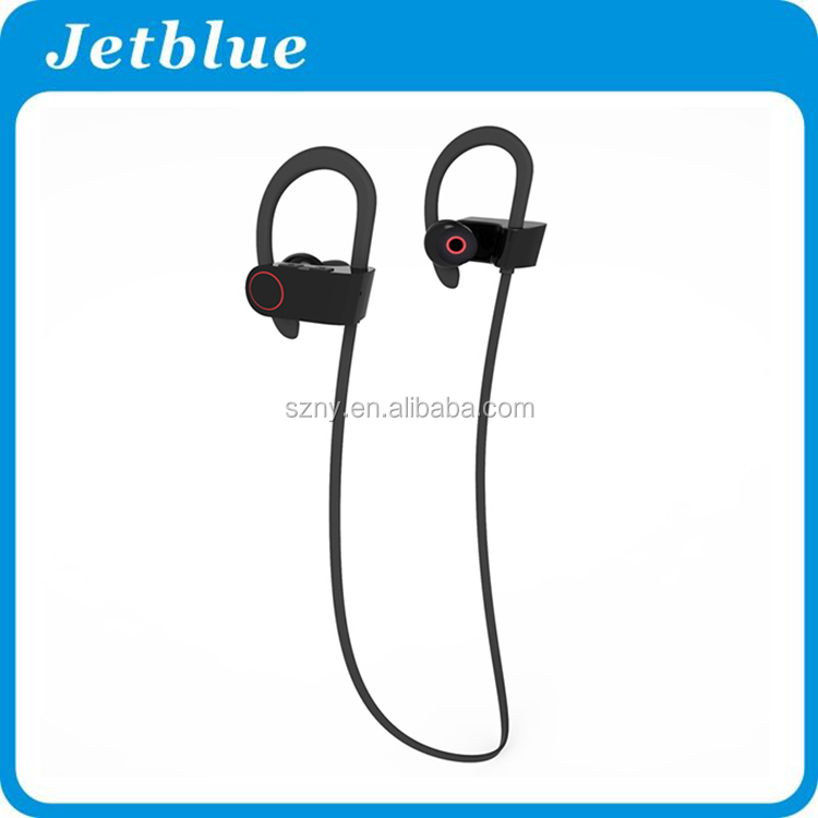 Mobile phone use in ear V4.1 wireless sports bluetooth headphone