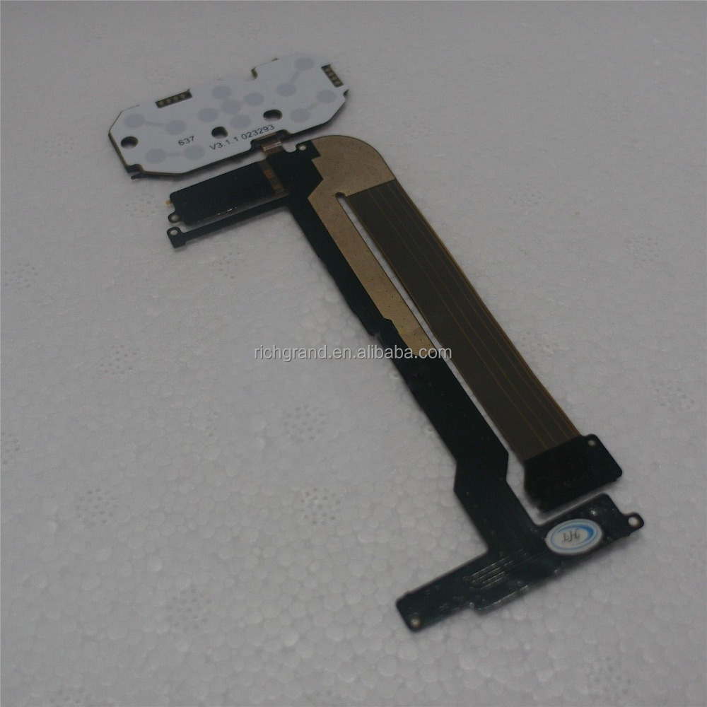 For Nokia N95 Keypad Button Fake Camera Flex Cable Replacement