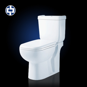 Portable toilets sanitary ware ceramic wc toilet washdown s trap p trap two piece toilet china supplier