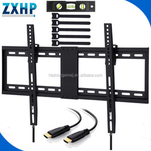"TV Wall Mount for 20-80"" TVs up to VESA 600 and 165lbs, and fits 16"" And 24"" Wall Studs, and includes a Tilt TV"
