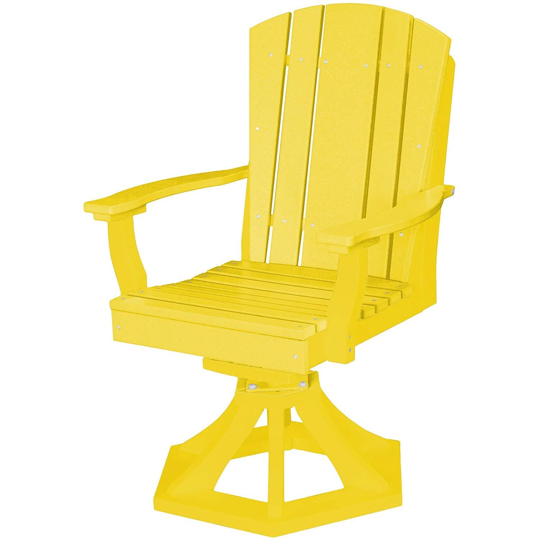 Wildridge Heritage Outdoor Swivel Rocker Dining Chair - Ships in 10-14 Business Days