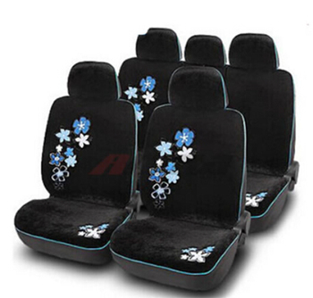 Detachable designed universal car seat covers