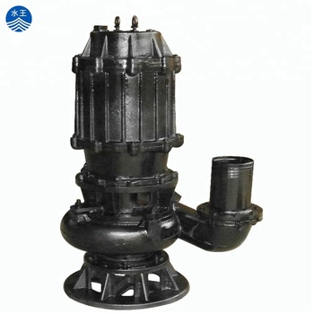 Low price centrifugal slurry submersible pump