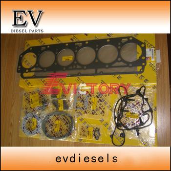 Cat E3406 E3406e C15 Engine Gasket Kit Complete Full Overhaul Gasket Set -  Buy C15 Engine Gasket Kit,Cat C15 Engine Gasket Complete,Cat Excavator C15