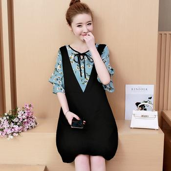 8416905c3 Новые платья Интернет магазин Вечерние Дешевые корейский нет минимум Модная одежда  женская одежда для женщин уличная