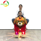Happy rider CE ASTM mechanical walking animal toy horse ride , ride on horse toy pony rider