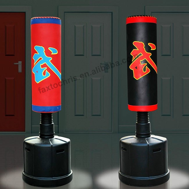 Wholesale Boxing Free Standing Punching Dummy
