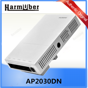 2.4 GHz and 5 GHz Frequency Bands Huawei AP AP2030DN Access Point