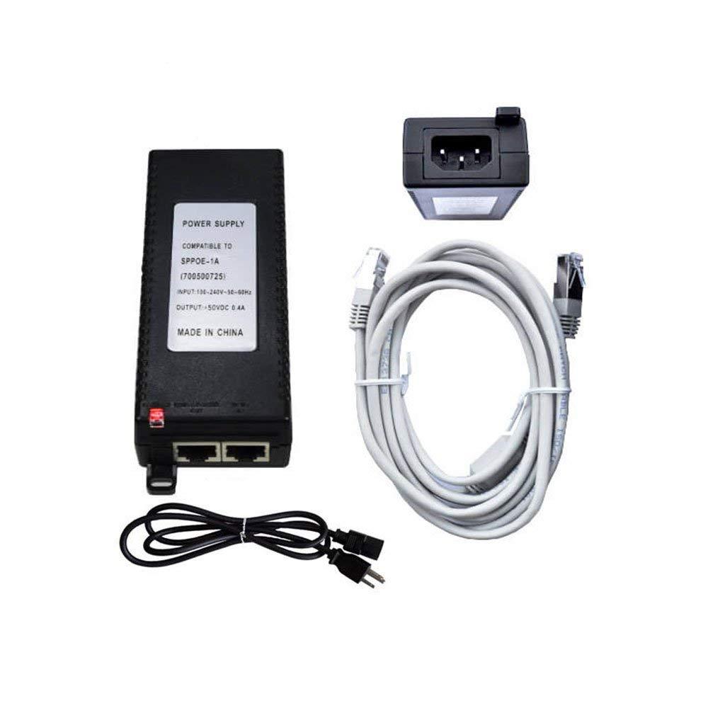 700415607 RJ-45 Avaya 1603 IP Phone PoE Adapter Power Splitter 5v