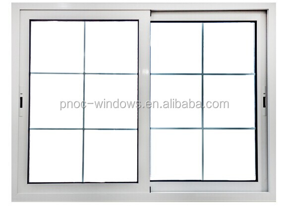 Commercial aluminium safety glass windows