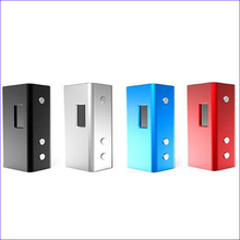Hot selling new vape mechanical mod ecig mod 26650 100w cloupor t6 box mod