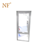 double insulation glass aluminium top hung windows