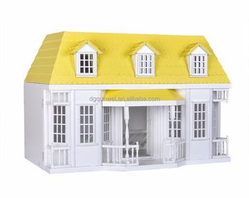 1 12 Scale Wooden Mini Dollhouse Dolls House Buy Dollhouse