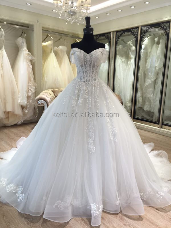 2017 real sample china custom made vera wan wedding dress ivory color