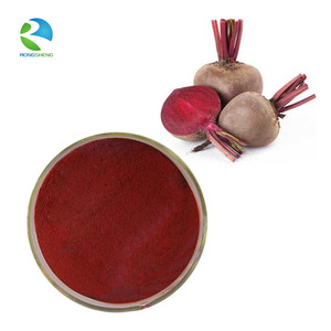 Organic dehydrated red beet root powder