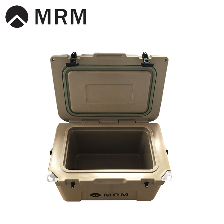 Leak-proof Rotational-molded insulated food transport containers