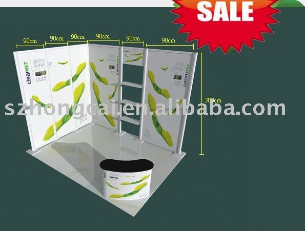 banner stand system