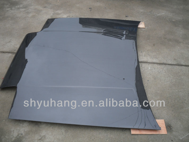 for toyota AE86 OEM carbon fiber engine hood
