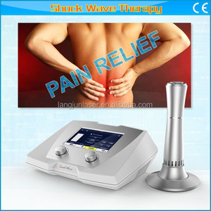 radial shock wave therapy equipment/waist pain treatment/relieve low back pain