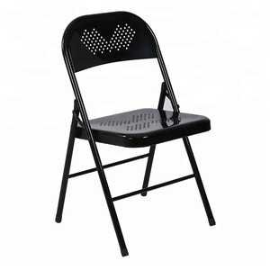 Cheap Price Metal Steel Garden Folding Chairs for Events