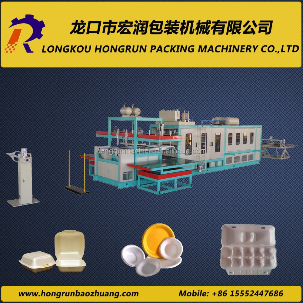 PS foam box making machine high quality Eps Polystyrene Mould Machinery