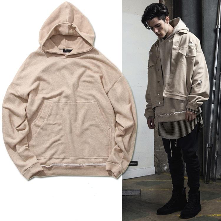 Tan Hoodie Mens - Trendy Clothes dc34044eb55e