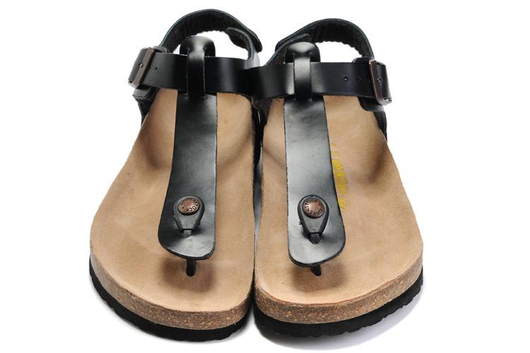 361d65495f479 2015 cork flats birkenstock sandals men and women summer flip flops 2015  unisex casual buckle slippers shoes woman sandal