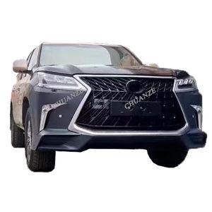 body kit for lexus body kit lx570 2013 upgrade lx570 2018 for lexus lx570  body hot sale new arrive good quality