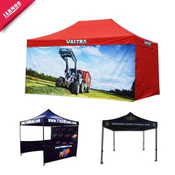 Outdoor Foldable Square Trade Show Advertising Customize Canopy Tent